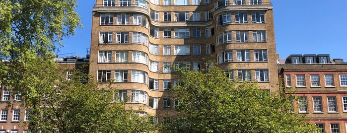 Florin Court is one of London.