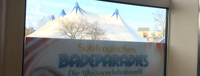 Subtropisches Badeparadies is one of Heiko'nun Beğendiği Mekanlar.