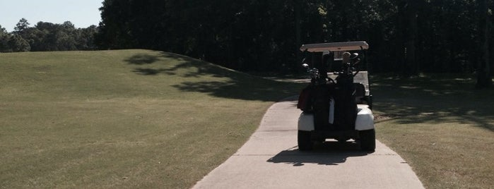 Oak Mountain Golf Course is one of Steven's Liked Places.