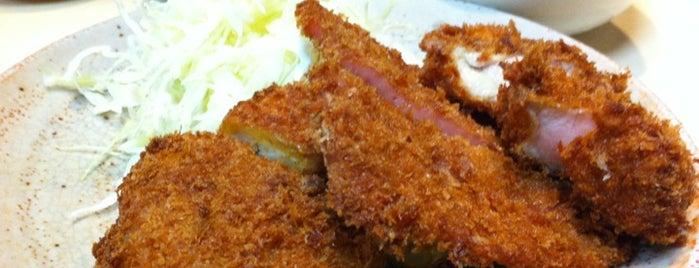 Torikatsu Chicken is one of 東京2.
