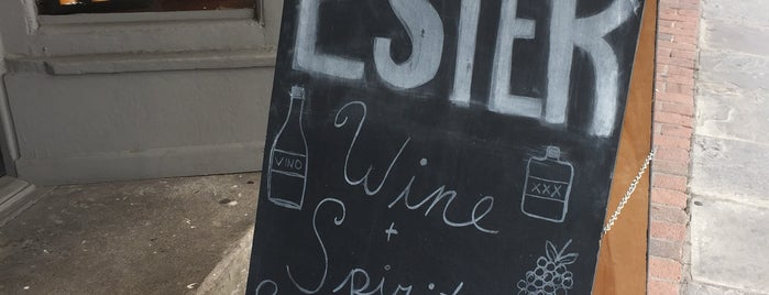 Ester Wine & Spirits is one of Hudson Valley.