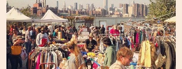 Brooklyn Flea - Williamsburg is one of lost in brooklyn(fun) - NY airbnb.