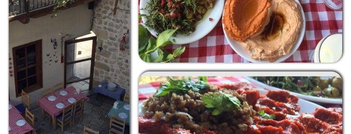 Avlu Restaurant is one of Orte, die Volkan gefallen.