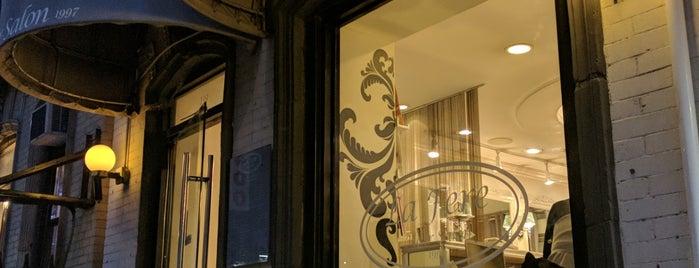 La Fere Hair Salon is one of Beauty.