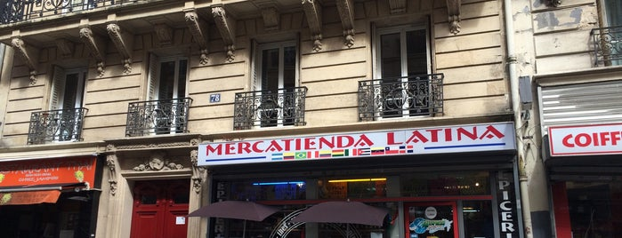 Mercatienda Latina is one of shops.