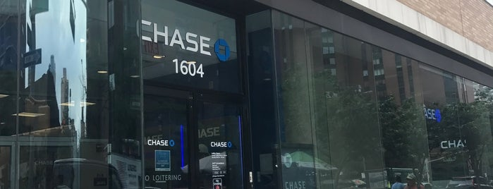 Chase Bank is one of ercole.