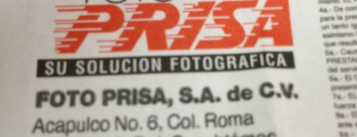 Foto Prisa is one of Posti che sono piaciuti a Cosette.
