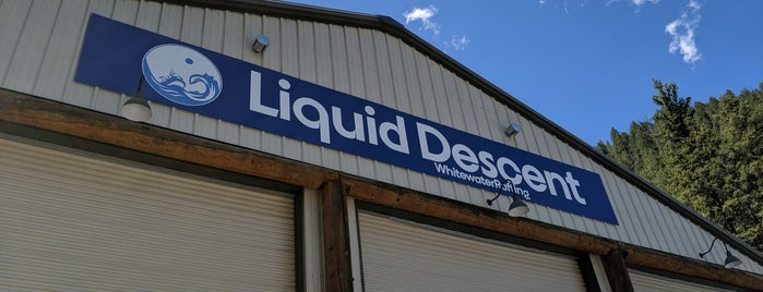 Liquid Descent is one of Denver.
