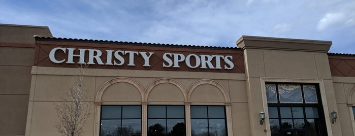 Christy Sports is one of Dining Vail.