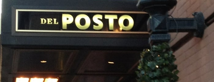 Del Posto is one of Devin's Foodie Places.