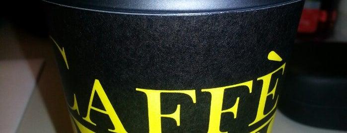 Caffé Baci is one of Lieux qui ont plu à Andy.