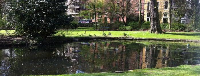 Muinkpark is one of Lieux qui ont plu à Vincent.