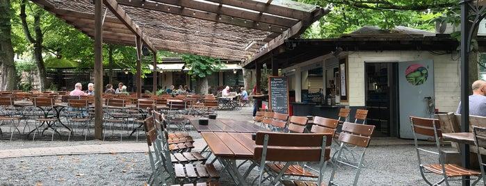 Biergarten Darmstadt is one of สถานที่ที่ MOTORDIALOG ถูกใจ.