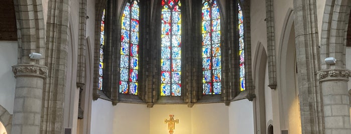 Chapelle de la Madeleine / Magdalenakapel is one of belgium.