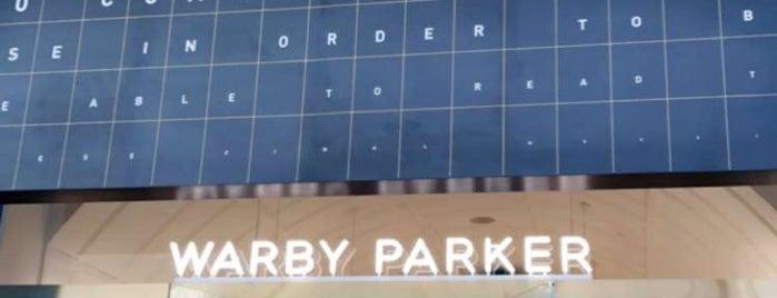 Warby Parker is one of Locais curtidos por Nicolas.