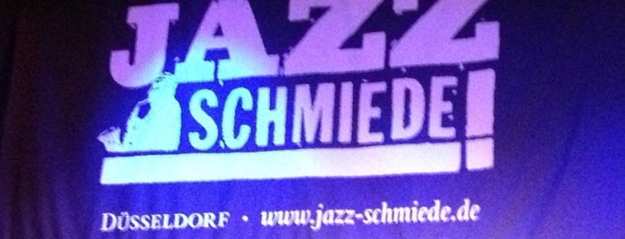 Jazz-Schmiede is one of Locais curtidos por Dejan.