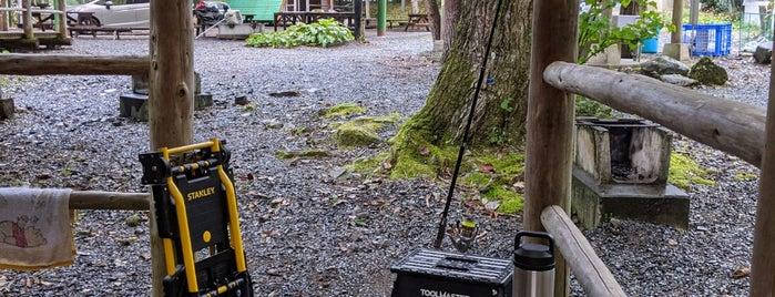 平山キャンプ場 is one of 行きたいキャンプ場.