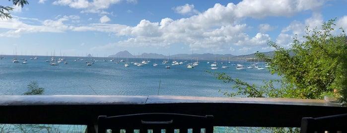 Otantik - Ti resto nature is one of Martinique.