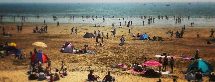 Swansea Bay Beach is one of Swansea.