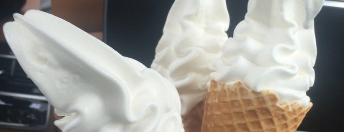 Tom li Ice Cream | بستنی تام لی is one of Lieux qui ont plu à Taha.