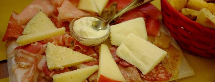 Osteria Boccabuona is one of Bologna.