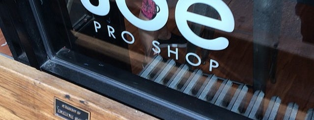 Joe Pro Shop is one of NYC: Local Coffee Roasters.