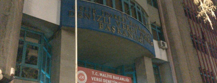 Denizli Vergi Dairesi Başkanlığı is one of สถานที่ที่บันทึกไว้ของ Özgür Yaşar.