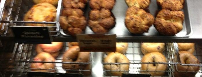 Einstein Bros Bagels is one of Jason Ticus - Coffee Shops.