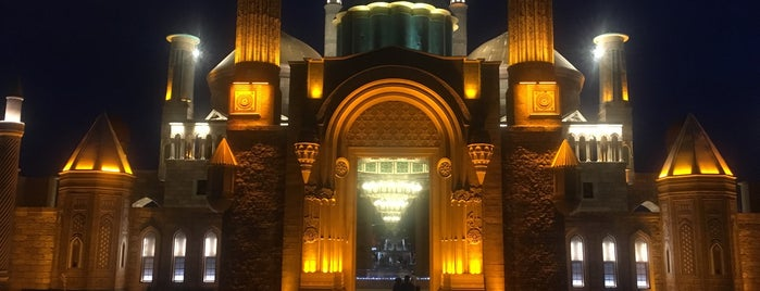 Wonderland Eurasia Tema Parkı is one of Posti che sono piaciuti a BuRcak.