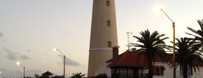 Faro de Punta del Este is one of Uruguay.
