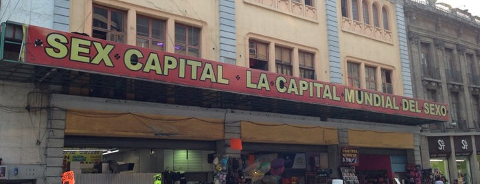 Sex Capital, La Capital Del Sexo is one of Locais curtidos por Esteban.