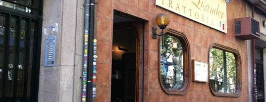Don Lisander Trattoria is one of Tapeo.