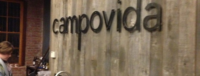 Campovida is one of Wineries.