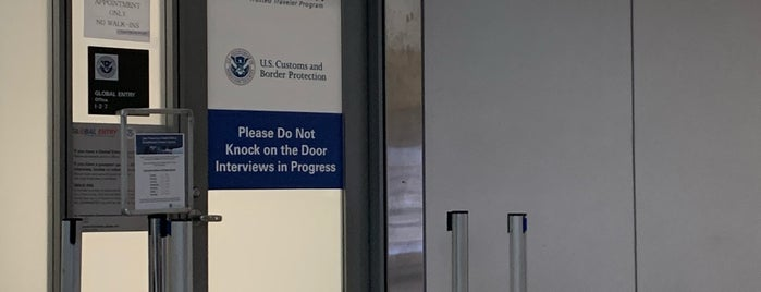 Global Entry US-CBP Enrollment Center is one of Lieux qui ont plu à Alden.