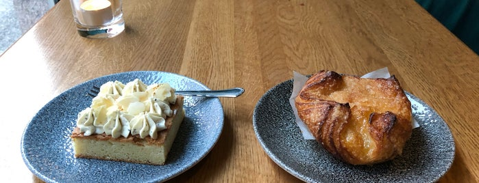 Levain Bakery Eatery is one of Katariina 님이 저장한 장소.