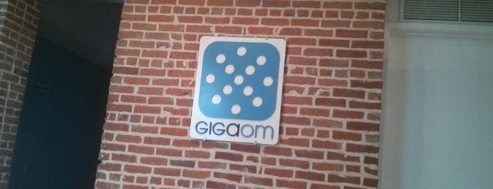 GigaOM East is one of New York.