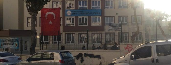 Sehit Yavuz Basayar İlkokulu is one of Fatih 님이 좋아한 장소.