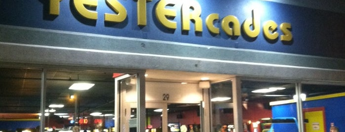 YESTERcades of Somerville is one of Venues, Entertainment & Live Music / DJ.