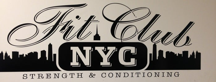 Fit Club NYC is one of Nancy's Wonderful Places/Games/	Clothes ect....