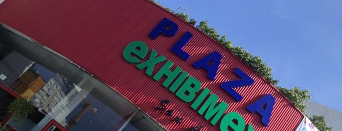 Plaza Exhibimex is one of Locais curtidos por Carlos.