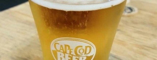 Cape Cod Beer is one of A Weekend Away in Cape Cod.