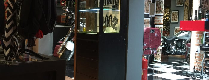 Náutica Tattoo is one of สถานที่ที่ Carol ถูกใจ.