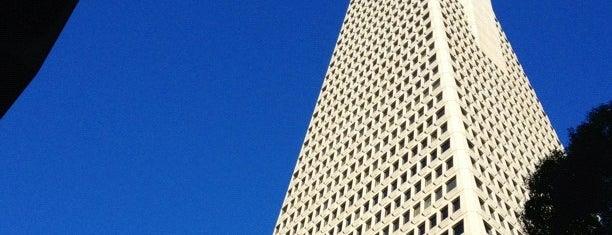 トランスアメリカ・ピラミッド is one of San Francisco.