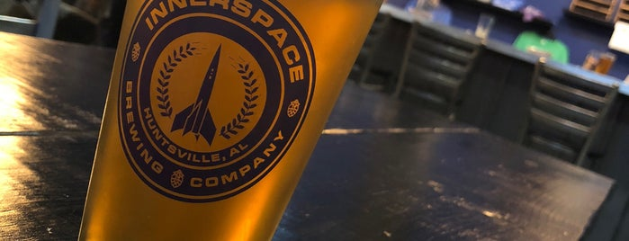 InnerSpace Brewing is one of Best of Huntsville.