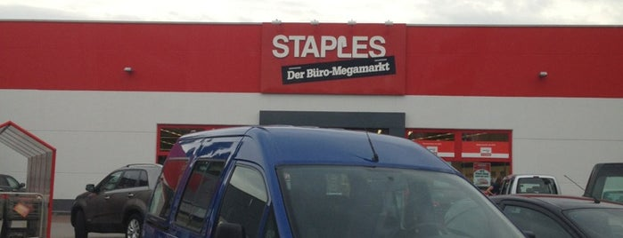 Staples is one of Best of Essen.