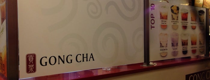 Gong Cha is one of UES noms.