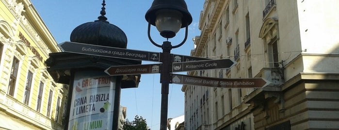 Dörtyol is one of Belgrade: Worth Seeing Places....