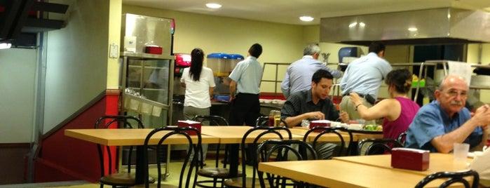 Good Lunch Huerfanos is one of Ruta de cafés, sandwich, almuerzos.