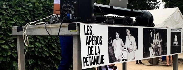 Les apéros de la pétanque is one of Bars (2).
