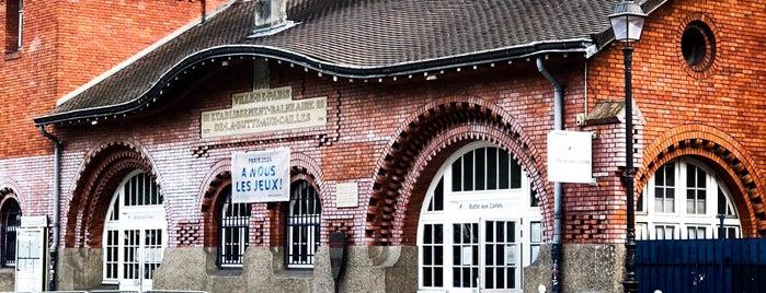 Piscine de la Butte aux Cailles is one of Lugares guardados de Zsuzsanna.